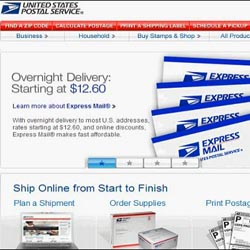 Buying USPS stamps online