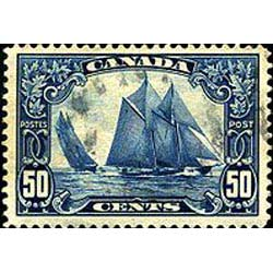 Canadian Bluenose stamps