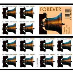 Forever stamps never expire in value
