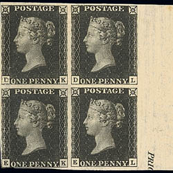 Collectors pay high if the margin of the stamp is equal. Stamps in good condition as well as printed from a rare plate cost high.